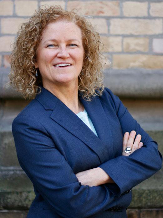 Jane Sleeth, Managing Director