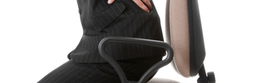 So now Litigators know more about the Ergonomics of Sitting or not at Work?