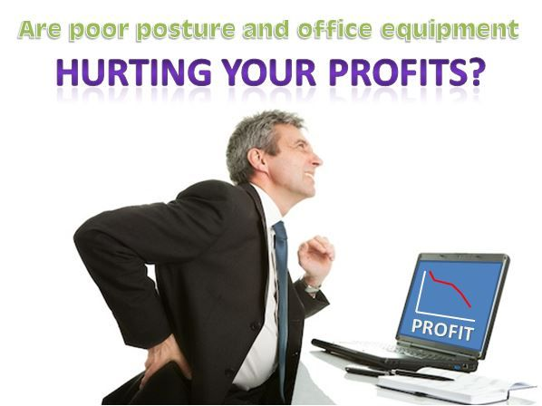 Without an Ergonomic Program Profits are Impacted